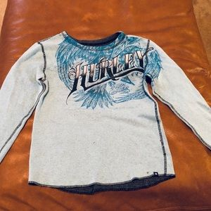 Men's Hurley Long Sleeve Top